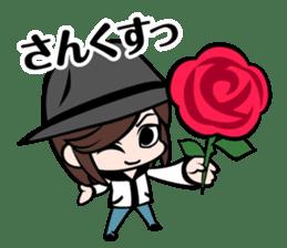 Masaki Kyomoto stickers ~ Modern Version sticker #4202863