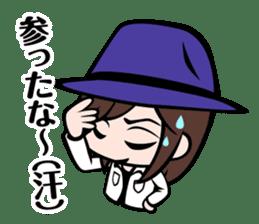 Masaki Kyomoto stickers ~ Modern Version sticker #4202871