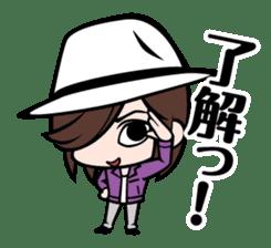 Masaki Kyomoto stickers ~ Modern Version sticker #4202875