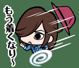 Masaki Kyomoto stickers ~ Modern Version sticker #4202879