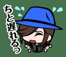 Masaki Kyomoto stickers ~ Modern Version sticker #4202880