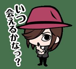 Masaki Kyomoto stickers ~ Modern Version sticker #4202890