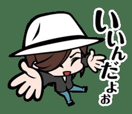Masaki Kyomoto stickers ~ Modern Version sticker #4202892