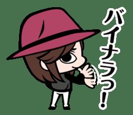 Masaki Kyomoto stickers ~ Modern Version sticker #4202893