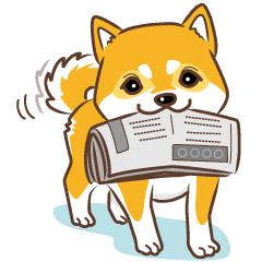 Only for a shiba-inu . 2nd ver.