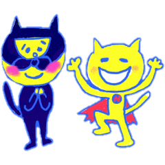SuperCat / Cat the Thief / Cat the Damon