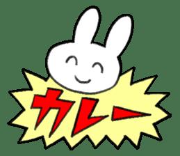 CurryUsagi sticker #4212656