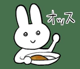 CurryUsagi sticker #4212657