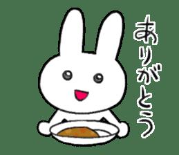 CurryUsagi sticker #4212659