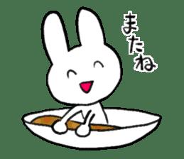 CurryUsagi sticker #4212661