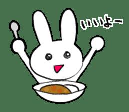 CurryUsagi sticker #4212662