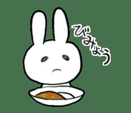 CurryUsagi sticker #4212663