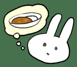 CurryUsagi sticker #4212664