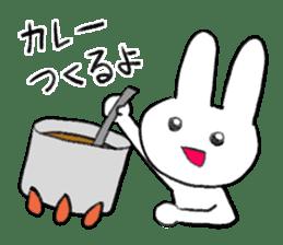 CurryUsagi sticker #4212665