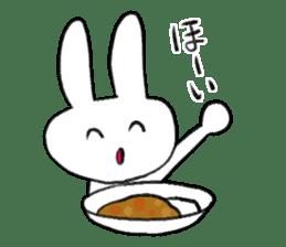 CurryUsagi sticker #4212666