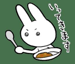 CurryUsagi sticker #4212671