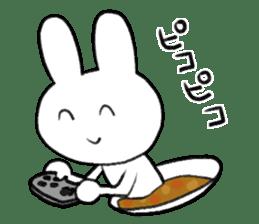 CurryUsagi sticker #4212673
