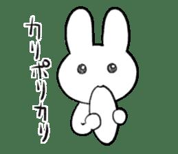 CurryUsagi sticker #4212674