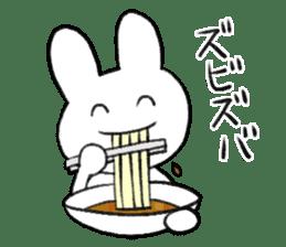 CurryUsagi sticker #4212675