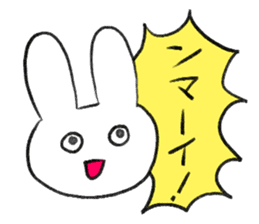 CurryUsagi sticker #4212677