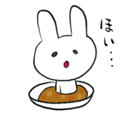 CurryUsagi sticker #4212679