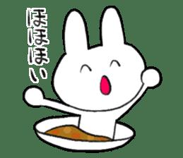 CurryUsagi sticker #4212681