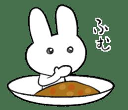 CurryUsagi sticker #4212682