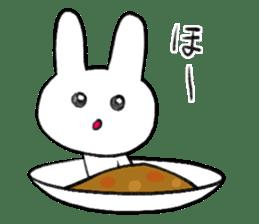 CurryUsagi sticker #4212683