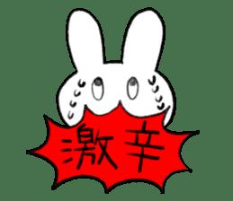 CurryUsagi sticker #4212692