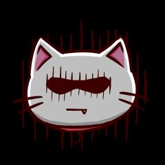 white cat Sugar <10> ©2015/TUKISIMA TENMA| elPortale | Sell LINE Sticker, Sell LINE Theme