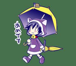 kuroneko KOTATSU sticker #4215745