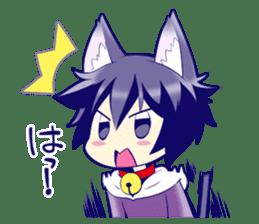 kuroneko KOTATSU sticker #4215746
