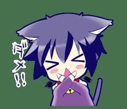 kuroneko KOTATSU sticker #4215747