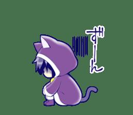 kuroneko KOTATSU sticker #4215754