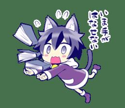 kuroneko KOTATSU sticker #4215771