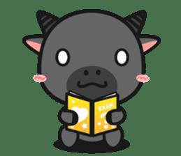 Bufflo Bufflo : Exam Week sticker #4220226