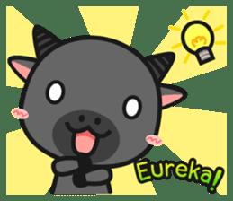 Bufflo Bufflo : Exam Week sticker #4220230