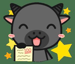 Bufflo Bufflo : Exam Week sticker #4220235