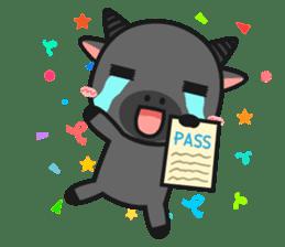 Bufflo Bufflo : Exam Week sticker #4220237
