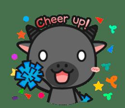 Bufflo Bufflo : Exam Week sticker #4220241