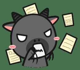 Bufflo Bufflo : Exam Week sticker #4220243
