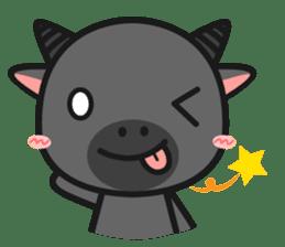Bufflo Bufflo : Exam Week sticker #4220251