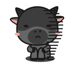 Bufflo Bufflo : Exam Week sticker #4220255
