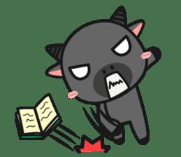 Bufflo Bufflo : Exam Week sticker #4220256