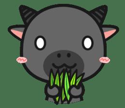 Bufflo Bufflo : Exam Week sticker #4220258