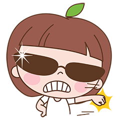 Little Apple Girl