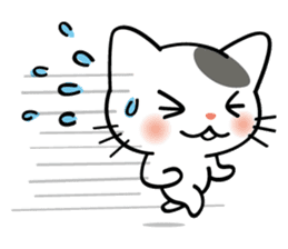 Pretty Kitty sticker #4226139