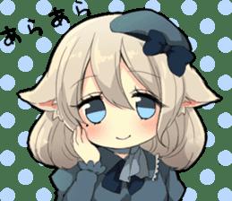 Nyanmusu2! sticker #4239800