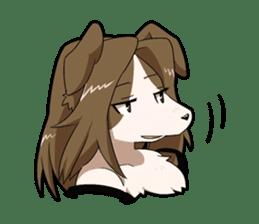 Human Dogs sticker #4242748