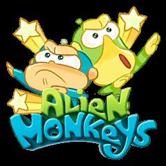 Alien Monkeys
